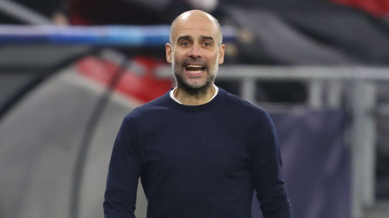 Guardiola Manchester City 2021