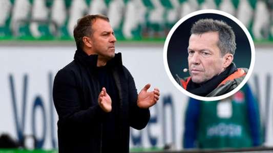 Lothar Matthäus erwartet nach Bayern-Abschied schnelle DFB-Einigung mit Hansi Flick | Goal.com