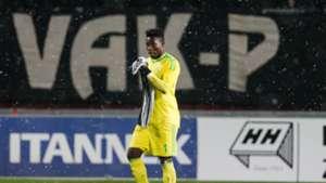 André Onana, FC Twente - Ajax, 02122017