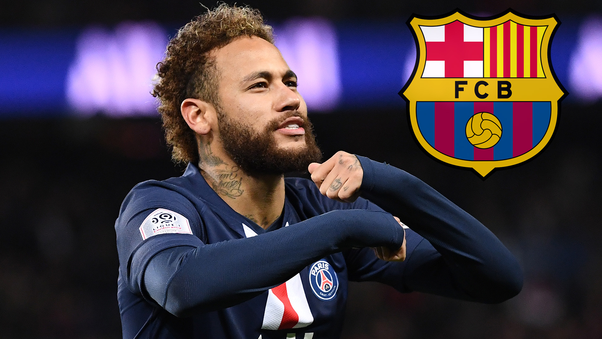 'Neymar has no reason to rejoin chaos at Barcelona' – PSG stay is the right call, says Rivaldo