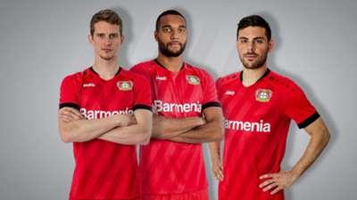 Bayer Leverkusen - Home Kit 2019/20