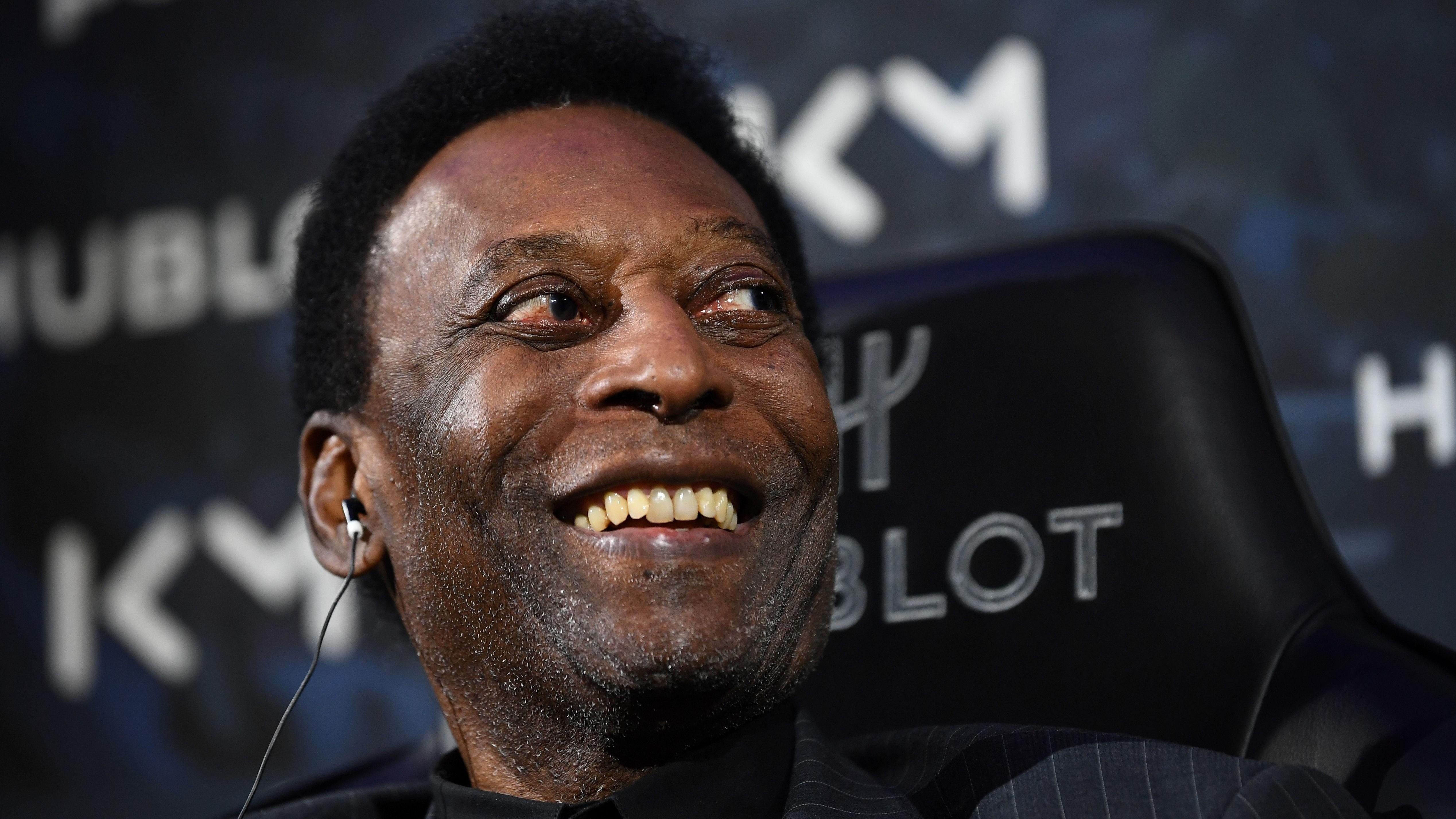Pelé le répète : selon lui, il est le meilleur joueur de l'histoire du football