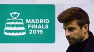 Gerard Pique Davis Cup
