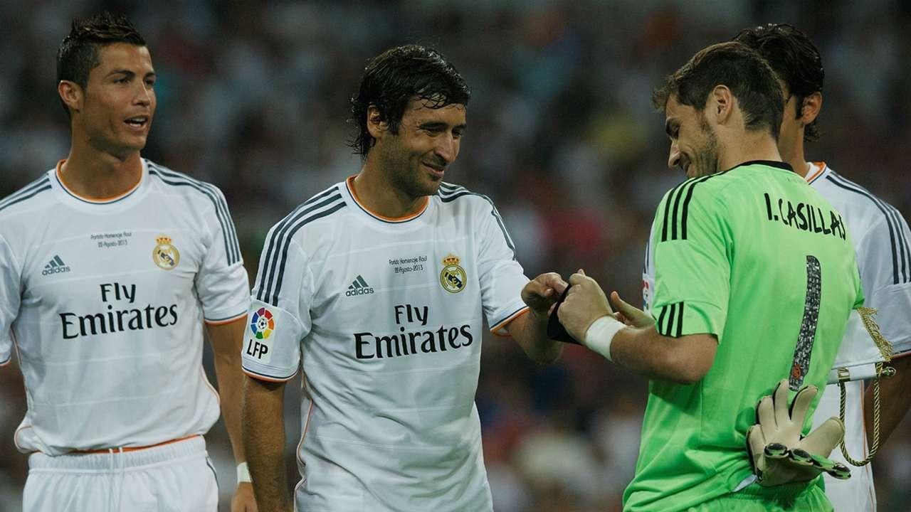 Iker Casillas, Cristiano Ronaldo & Pemain Dengan Caps Liga Champions Terbanyak