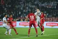 NorthEast United vs Pune City