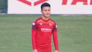 Nguyen Quang Hai Vietnamese National Football Team | Training Ground | 12 November 2019