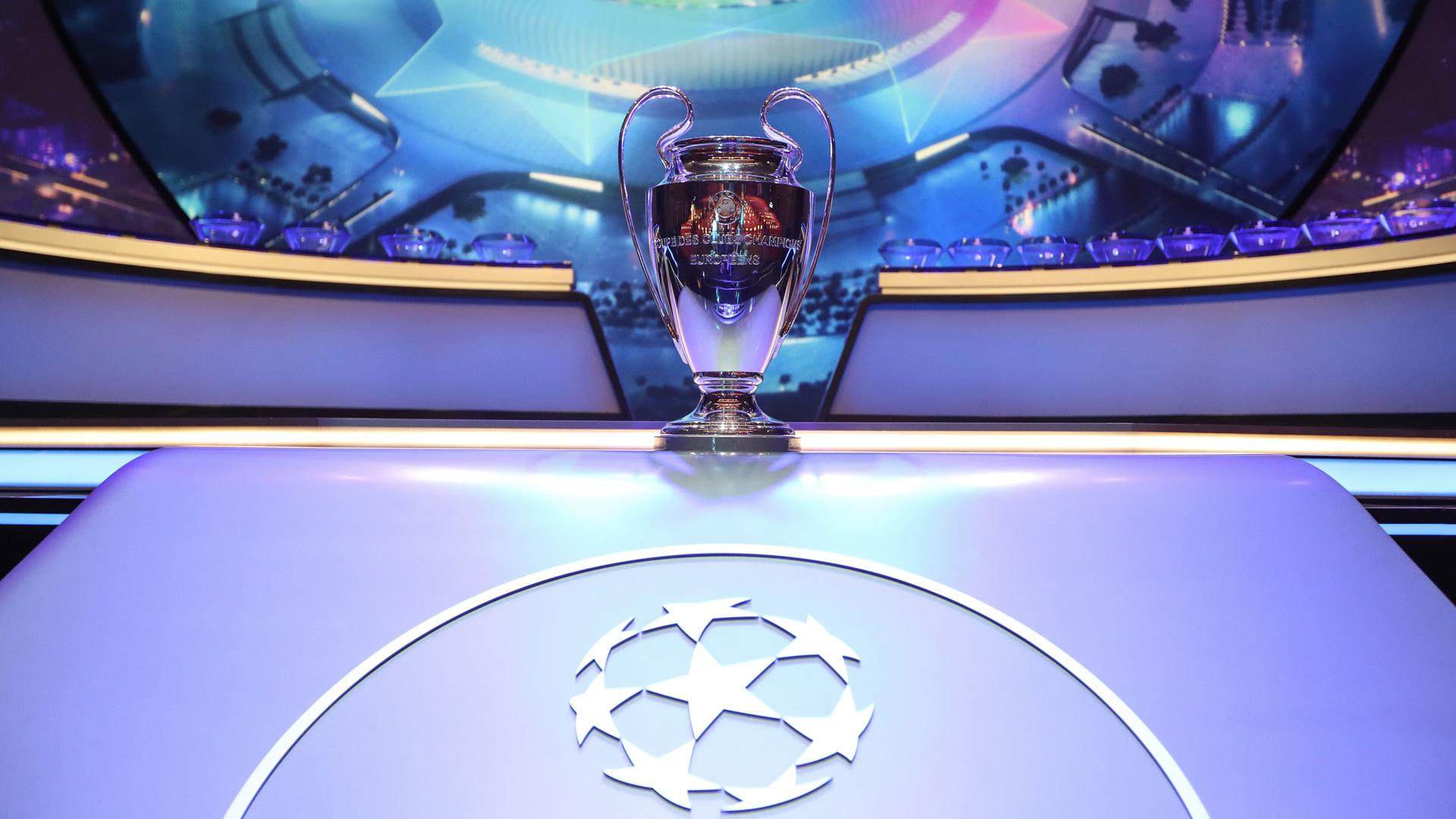 UEFA Champions League draw 2019/20