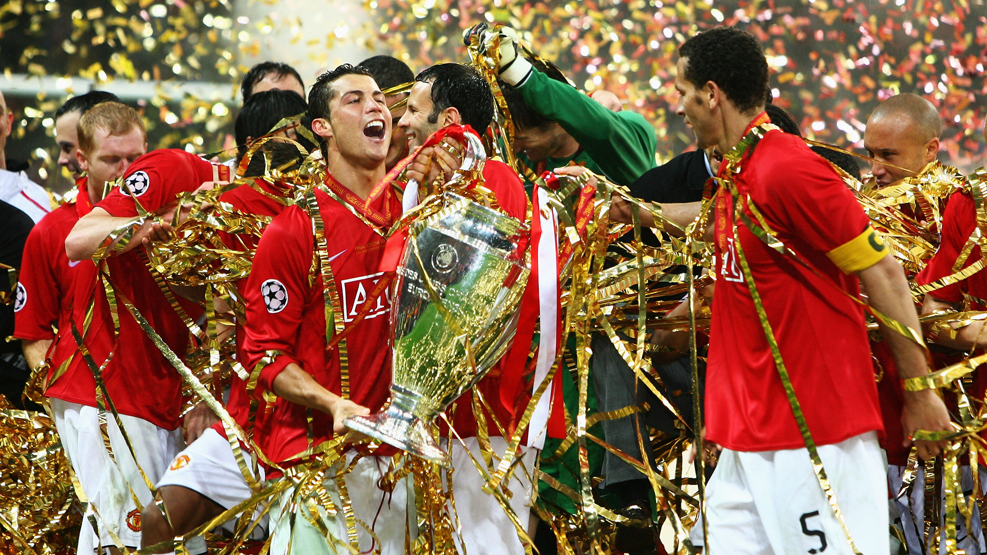 Manchester United's history in the Champions League ...