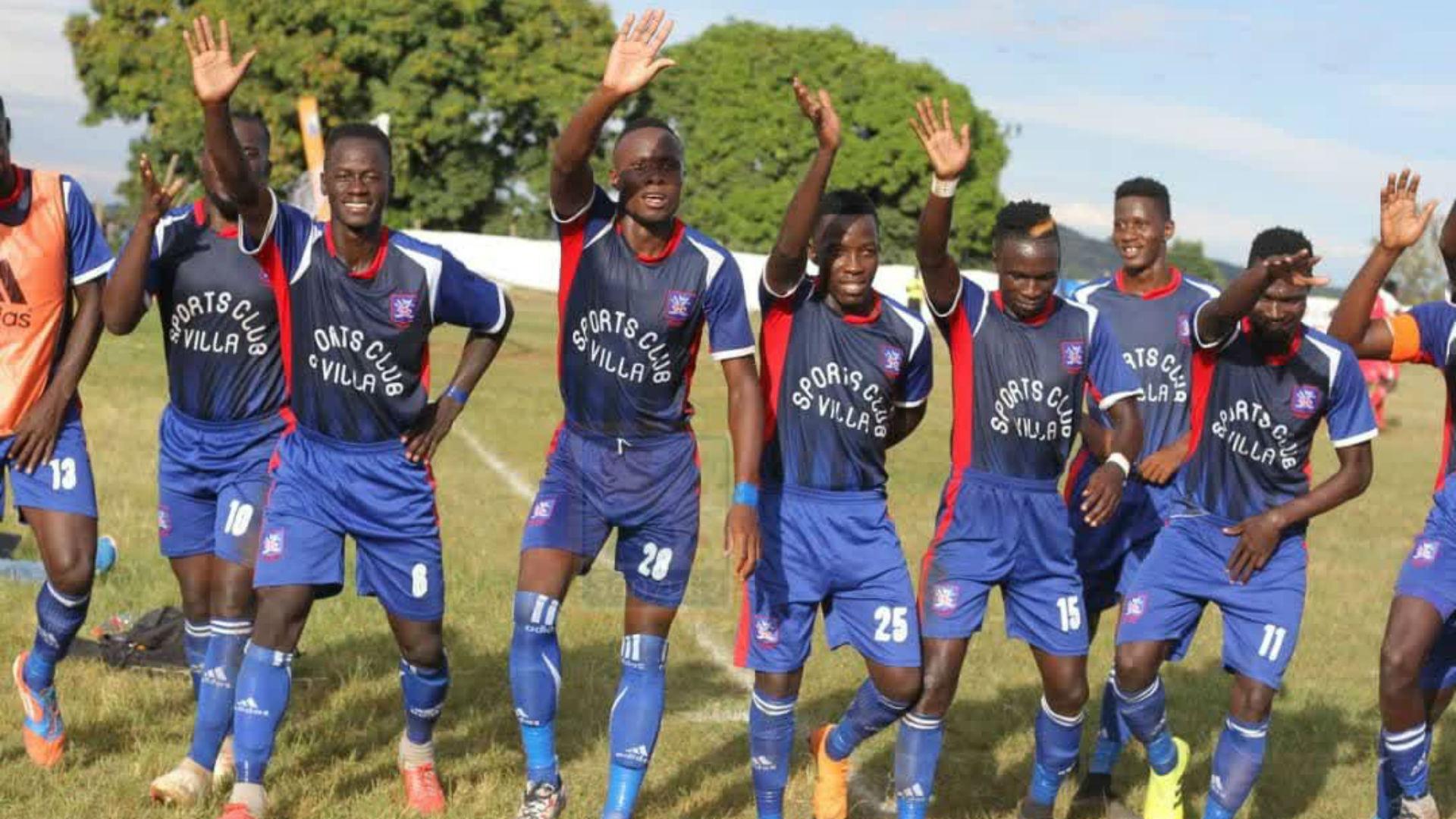 Coach Kaziba reveals how he helped SC Villa to third-place UPL ...