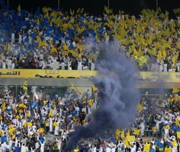 أبرز أهازيج وأغاني جماهير نادي النصر السعودي   Goal.com