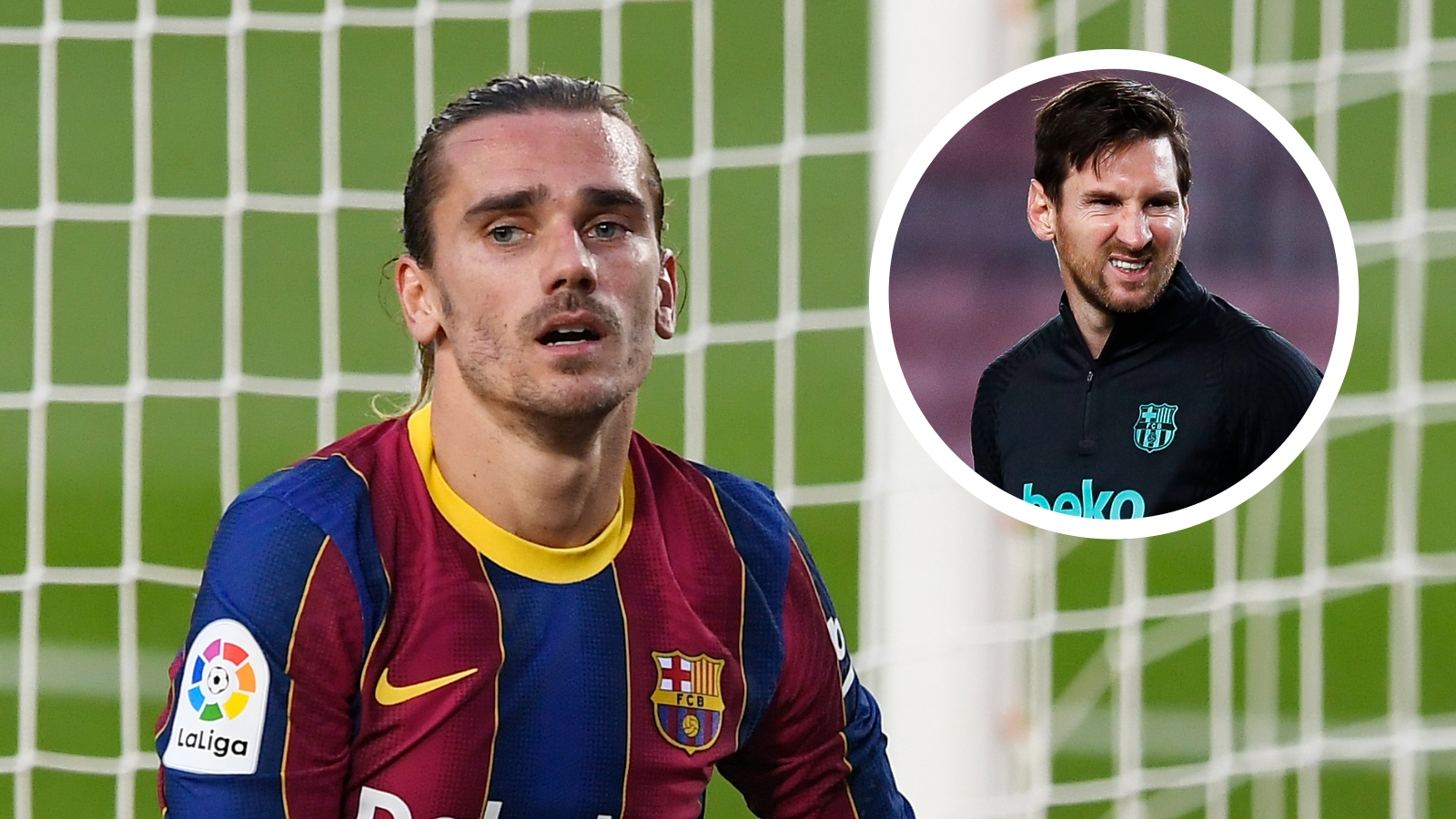 'Griezmann was God with Atletico Madrid but it's Messi first at Barcelona' - Futre questions 2019 transfer