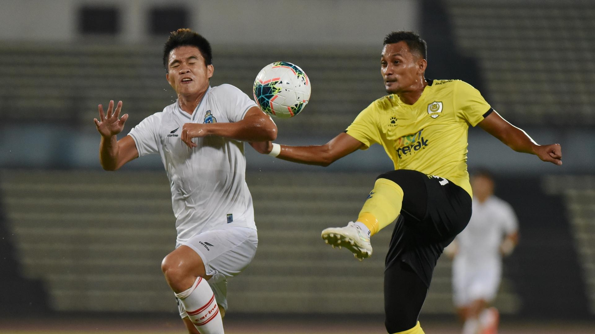 Rafiuddin Roddin, Sabah v Perak, Super League, 14 mar 2020