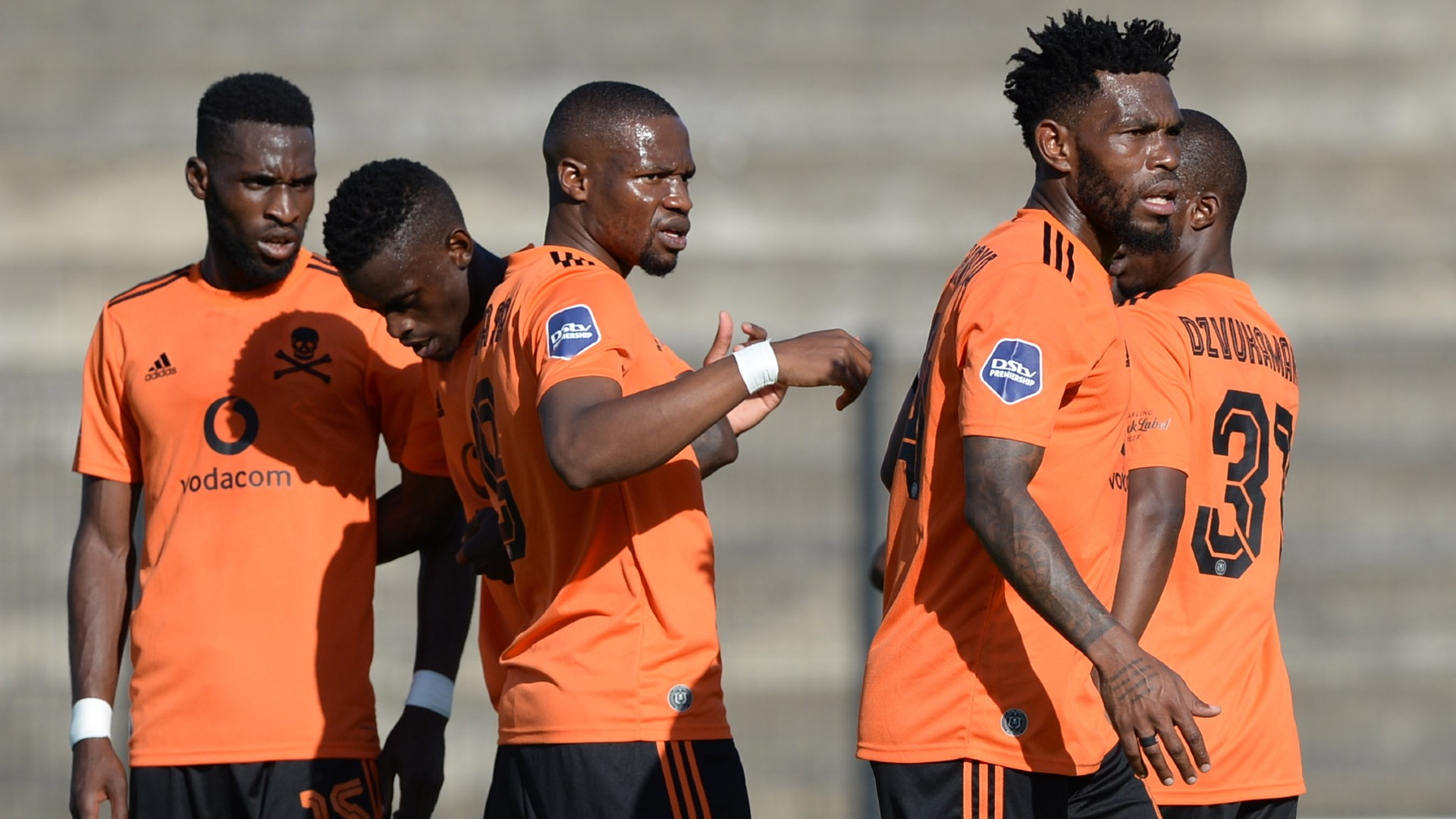 'Orlando Pirates want to win all titles' -  Zinnbauer ahead of Carling Black Label Cup