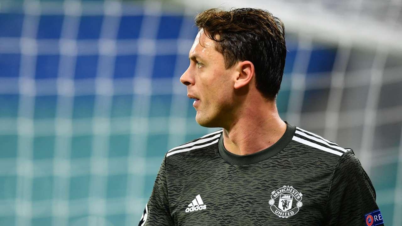 Nemanja Matic Manchester United 2020-21