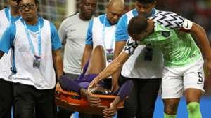 Nigeria goalkeeper Uzoho set for long term injury lay-off