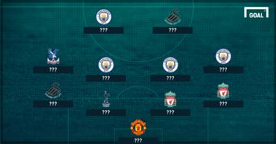 Premier League TOTW 8