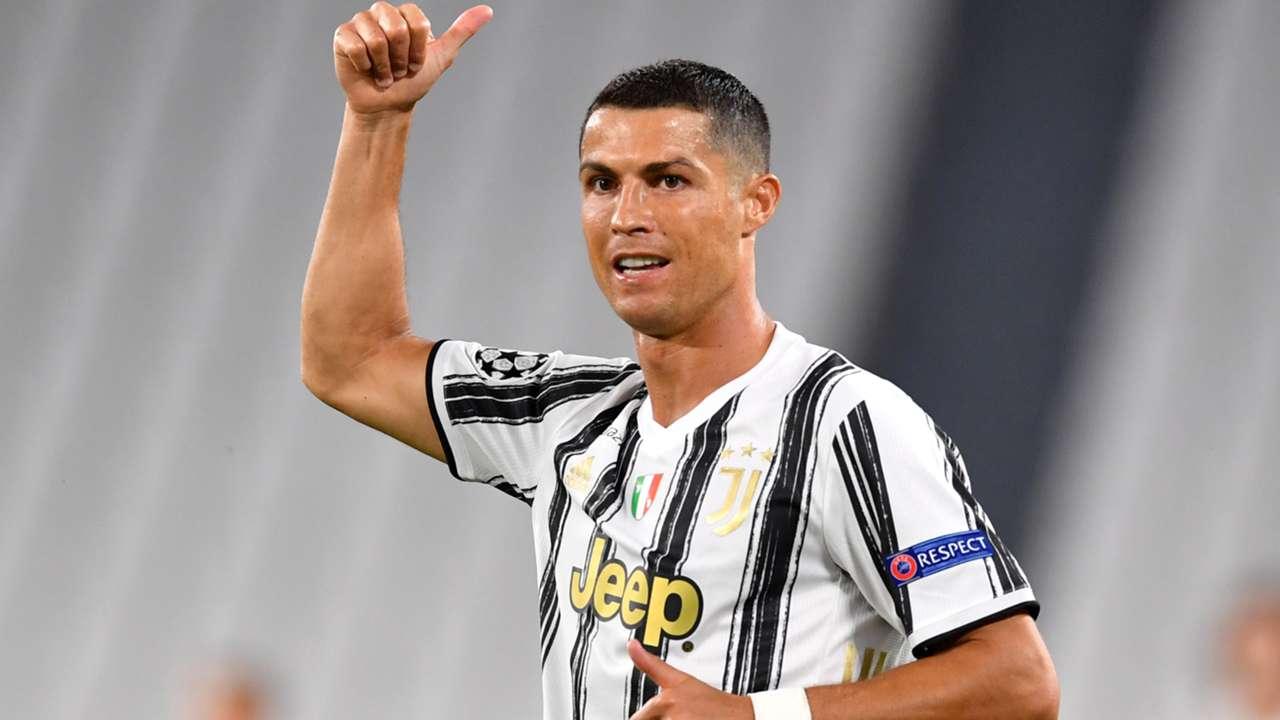 Cristiano Ronaldo Juventus 2019-20 Champions League