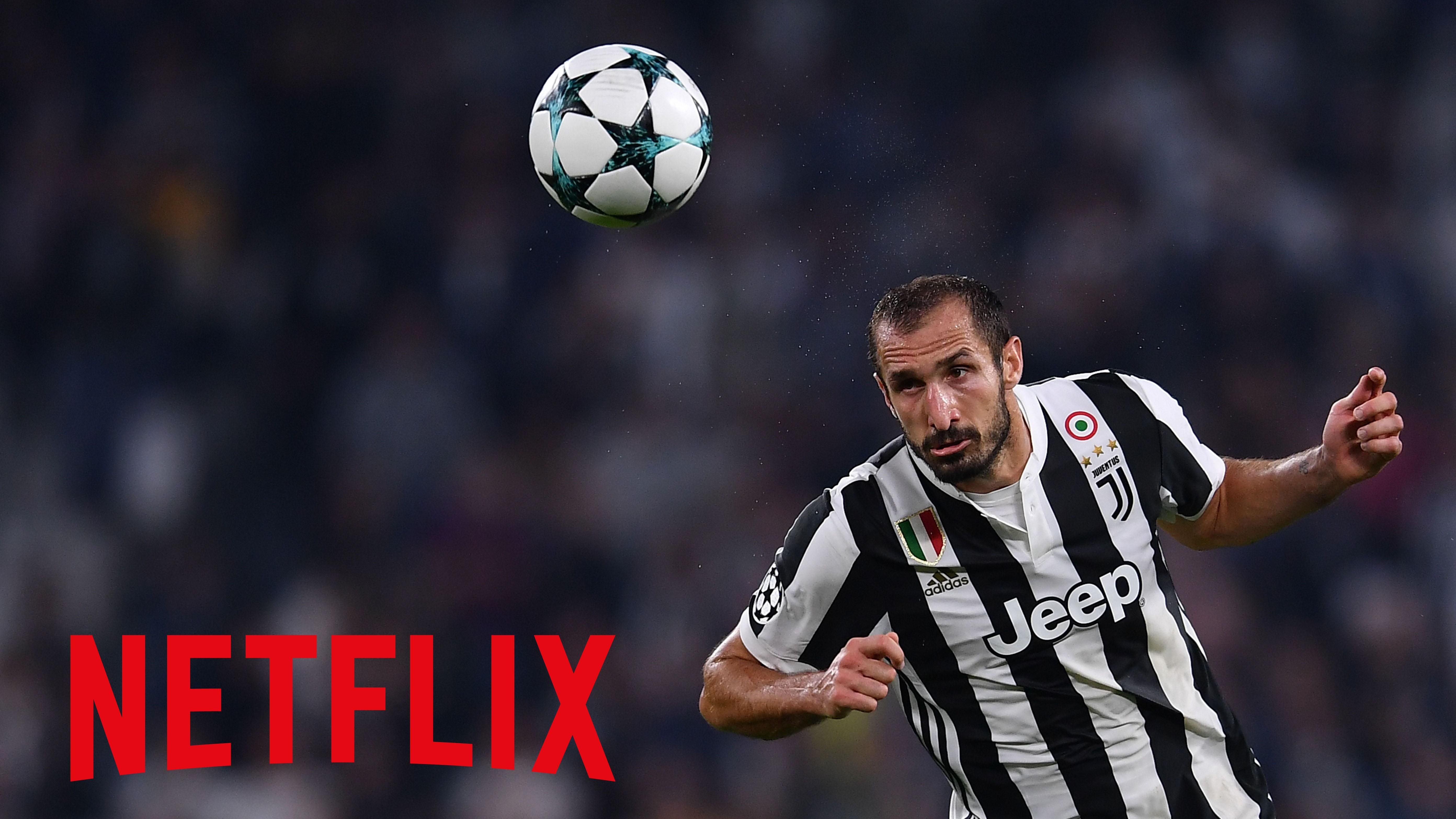 Netflix Launch Juventus Documentary Series First Team Juventus Goal Com