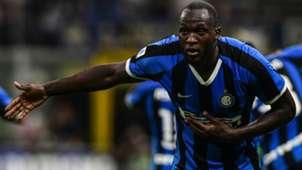 Lukaku Inter Lecce Serie A