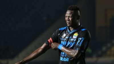 Ezechiel N'Douassel Persib Bandung