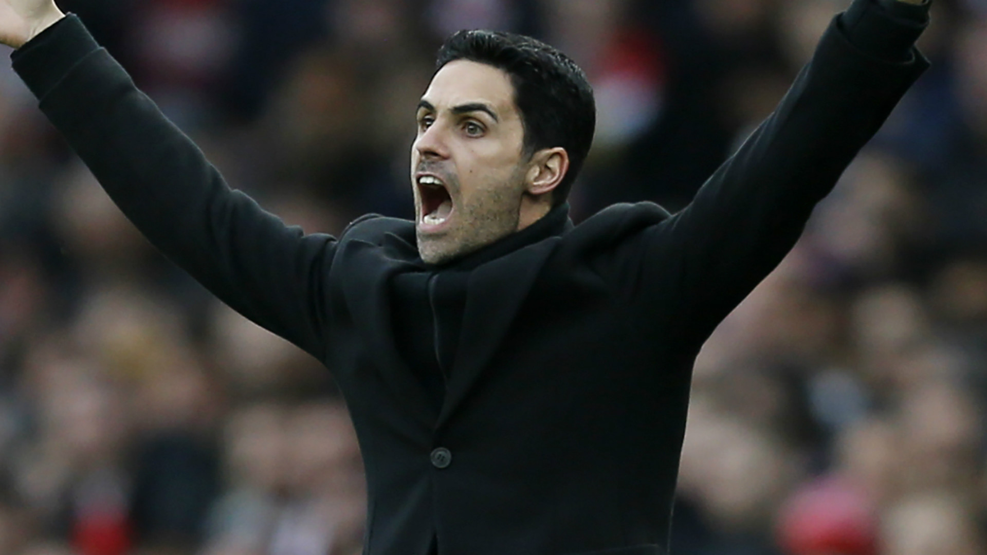 'Arteta needs £150m to spend on a new squad' - Arsenal played 'survival football' against Liverpool, says Groves