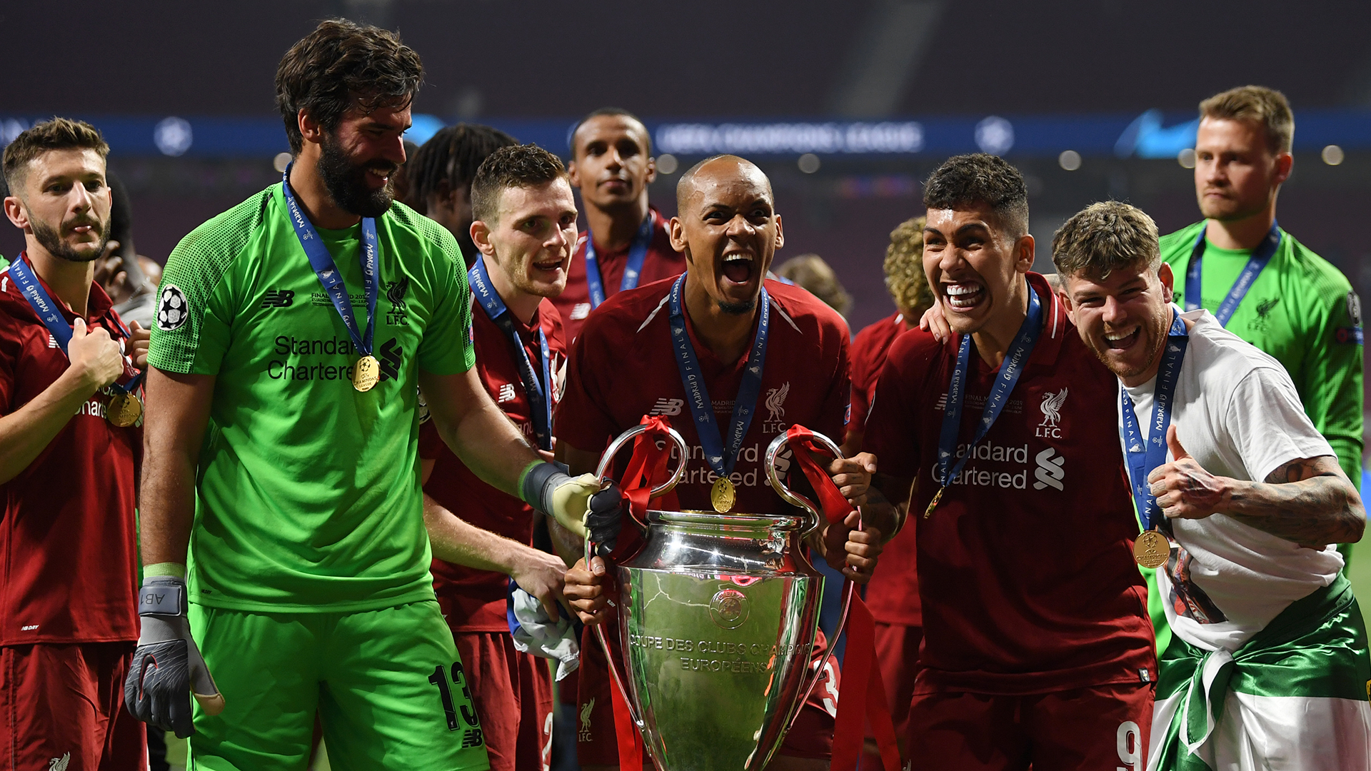 Fabinho Champions League 2019
