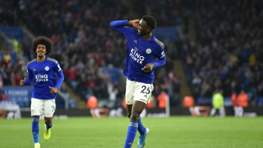Ndidi scores a fabulous goal as Leicester City thrash Atsu's Newcastle United