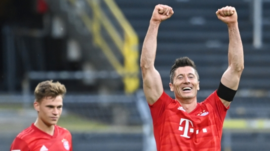 Title race over already: Bayern remain Bundesliga's biggest problem as Dortmund disappoint in Der Klassiker | Goal.com