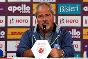 Antonio Iriondo: Kerala Blasters haven't been lucky