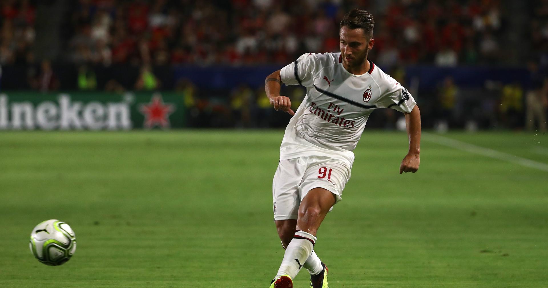 UFFICIALE, Bertolacci nuovo giocatore della Samp