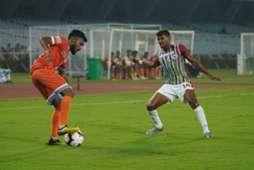 Arijit Bagui Chennai City vs Mohun Bagan