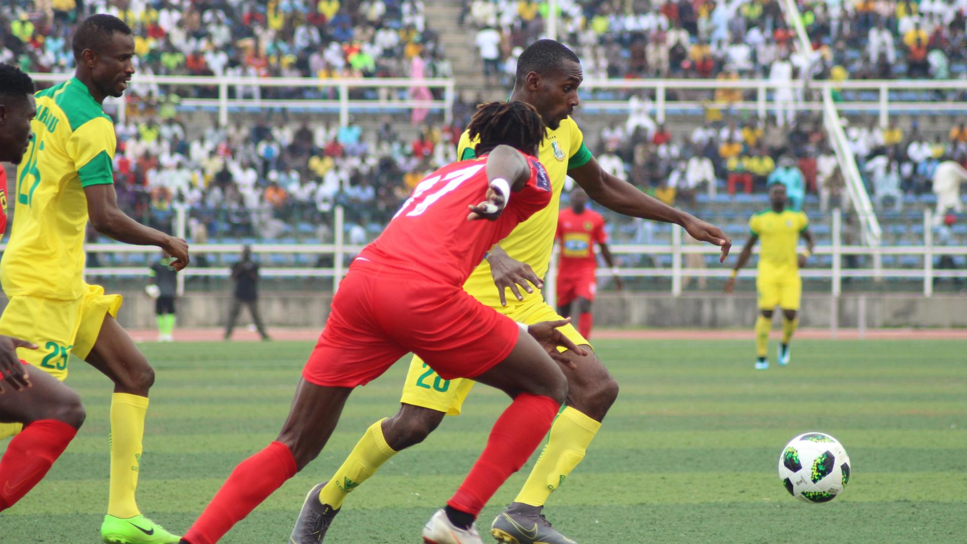 Asante Kotoko pip Ebusua Dwarfs in Ghana Premier League