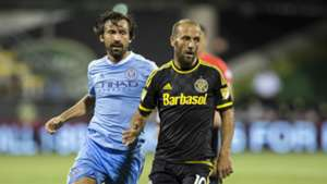 Andrea Pirlo Federico Higuain MLS 08132016