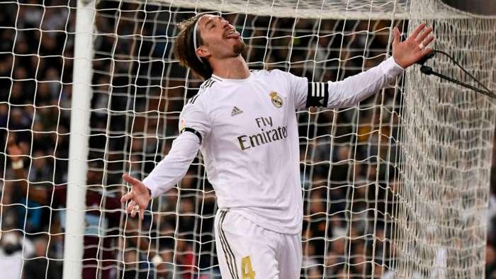 Sergio Ramos Real Madrid La Liga 02162020