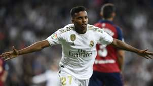 Rodrygo Real Madrid 2019