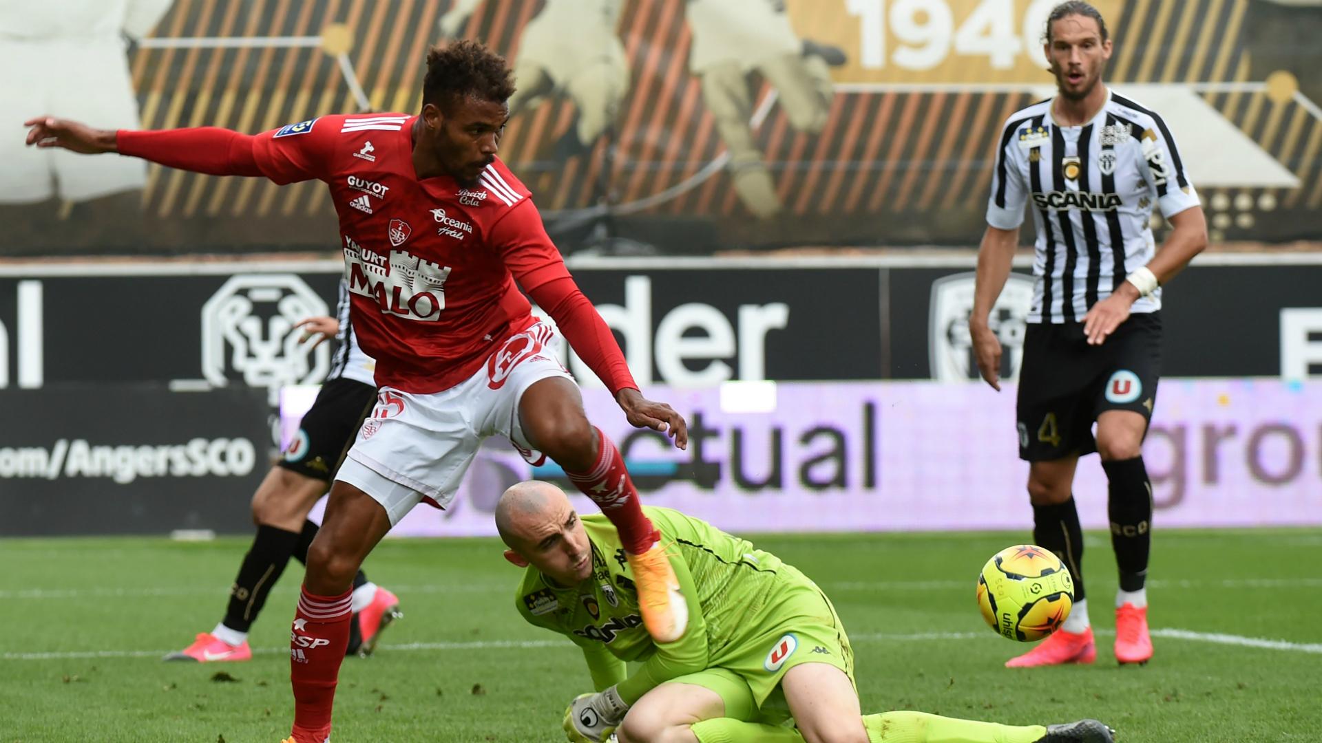 Benin star Mounie seals Brest emphatic victory over Saint-Etienne
