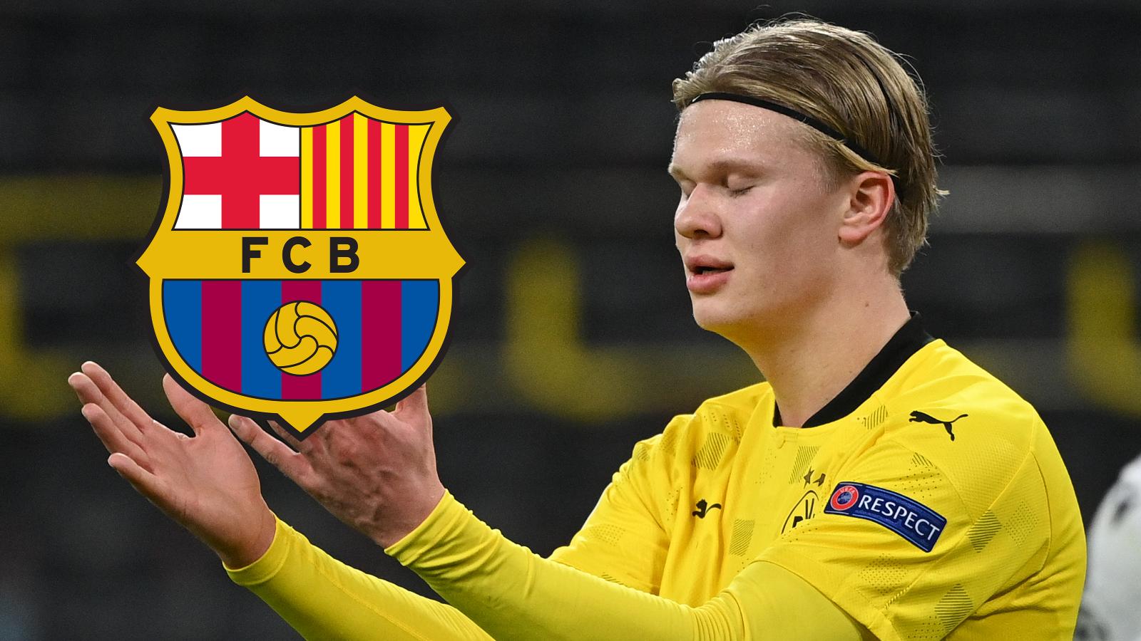 La mise au point de Raiola pour Håland — Barça
