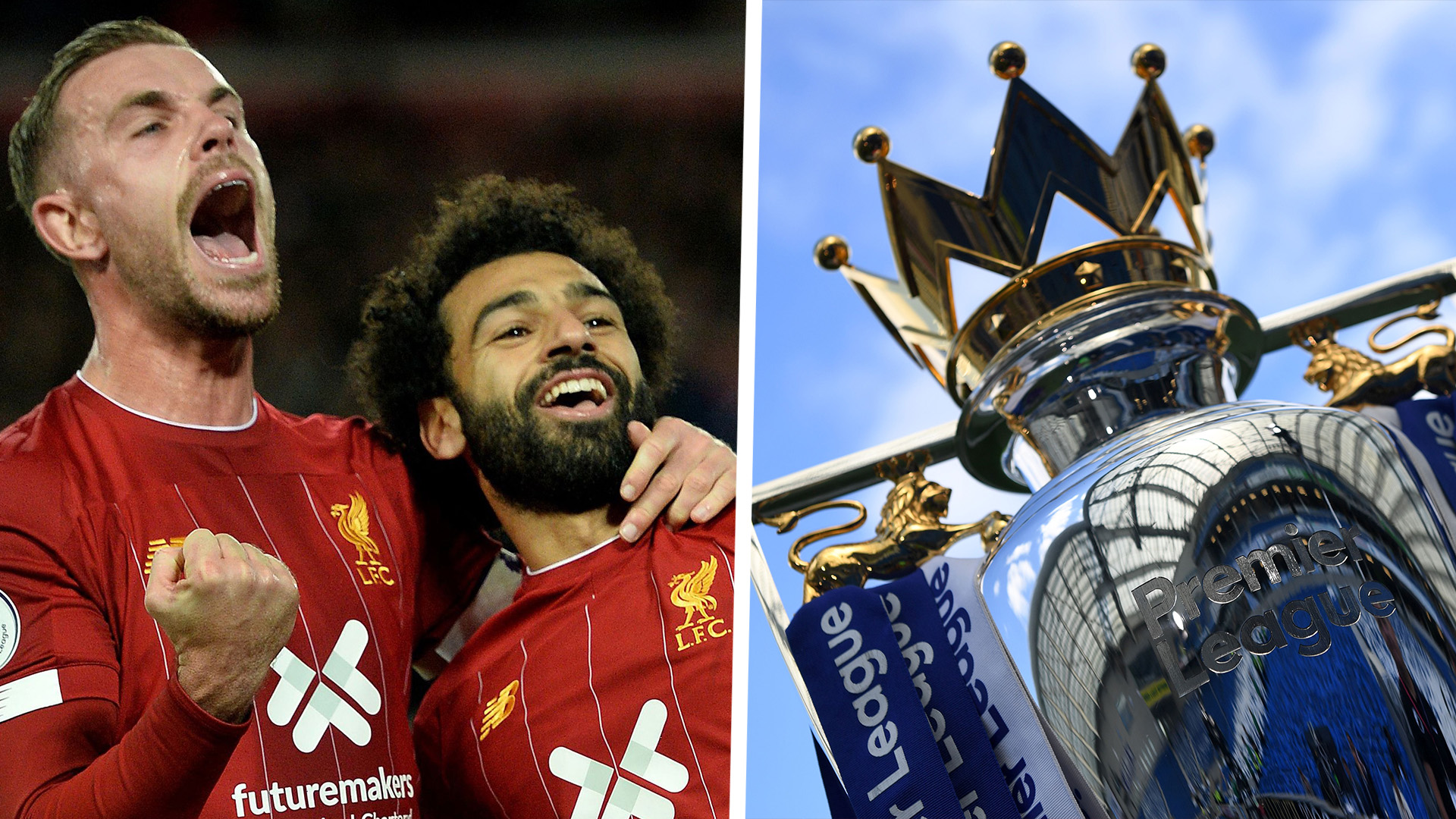When will Liverpool lift the Premier League trophy? | Goal.com