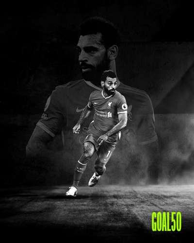 Mohamed Salah Goal 50