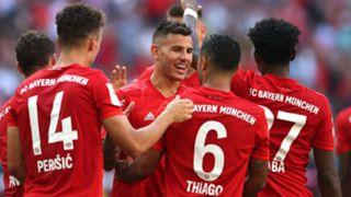 Lucas Hernandez Bayern Munich 2019-20