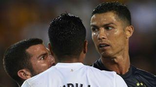 Jeison Murillo Valencia Cristiano Ronaldo Juventus