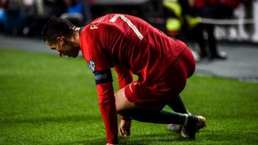 Cristiano Ronaldo lascia la Continassa: solo controlli e fisioterapia | Goal.com