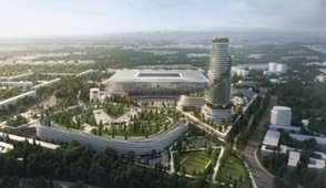 STADION DER ZUKUNFT MILAN