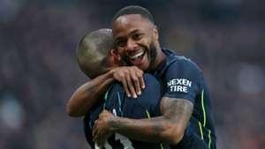 Raheem Sterling Manchester City West Ham