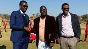 Mohammed Gargo named African Stars coach in Namibia.