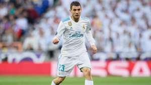 Mateo Kovacic Real Madrid 2018