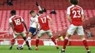 Erik Lamela Arsenal vs Tottenham Premier League 2020-21