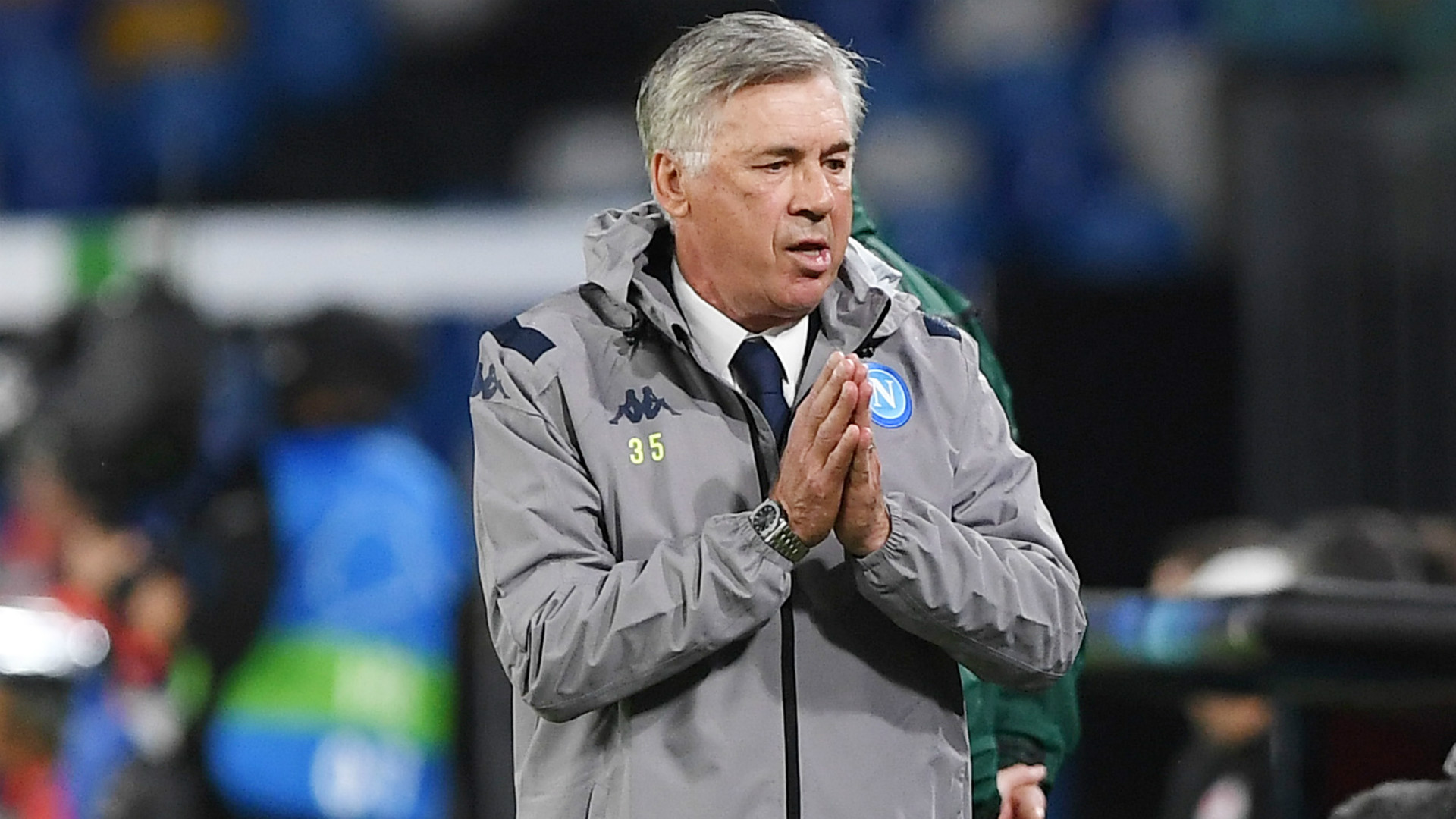 Carlo Ancelotti sack rumours emerge as Napoli respond to training mutiny