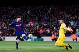 Ivan Cuellar VS Lionel Messi