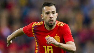 Jordi Alba Spain